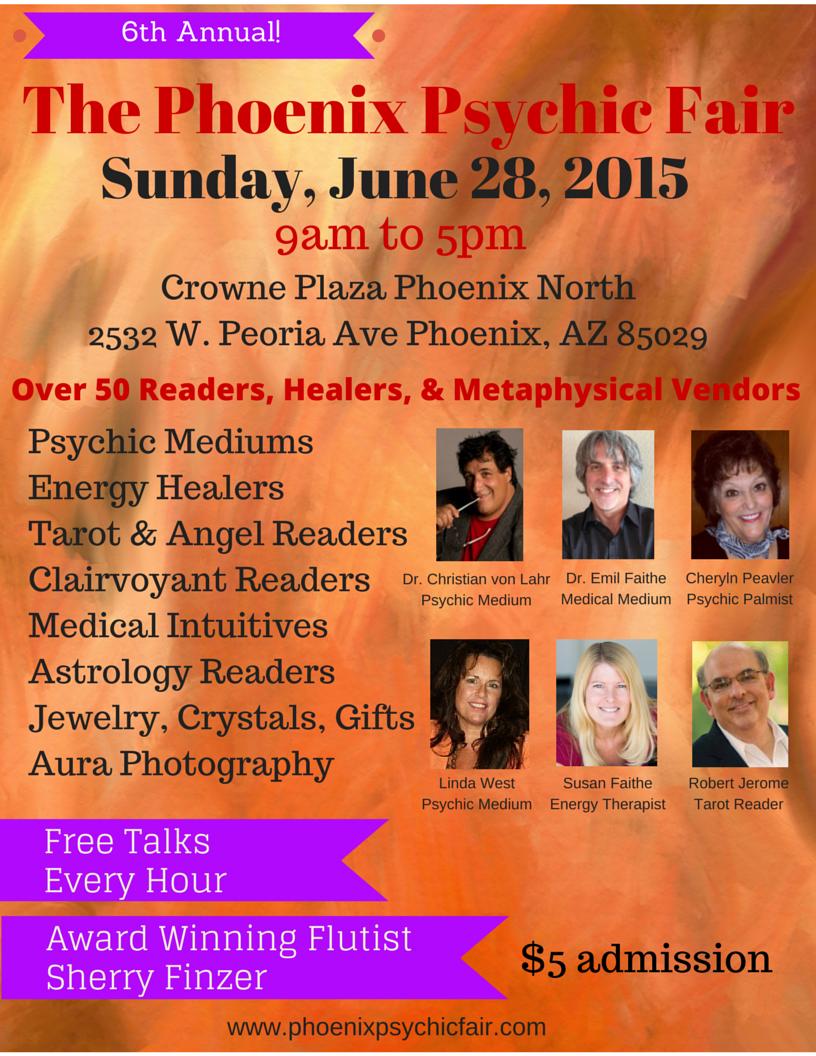 Phoenix Psychic Fair